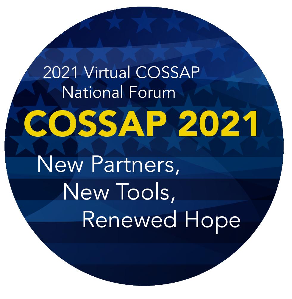COSSAP National Virtual Forum logo